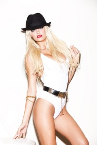 Kristen Nicole Miss May 2013 as shot by Josh Ryan